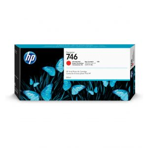 HP 746 Chrmtc Red