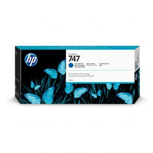 HP 747 Chrmtc Blue