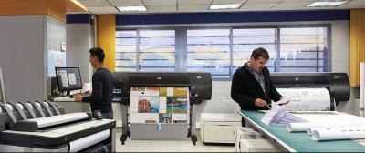 Inruilactie voor HP Grootformaat Printers